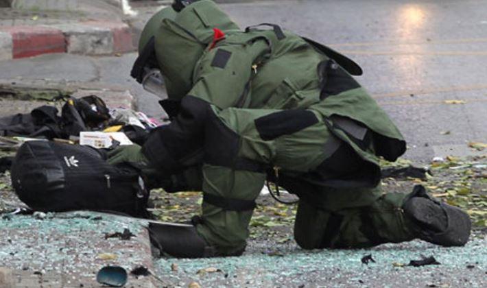 बम निष्क्रिय